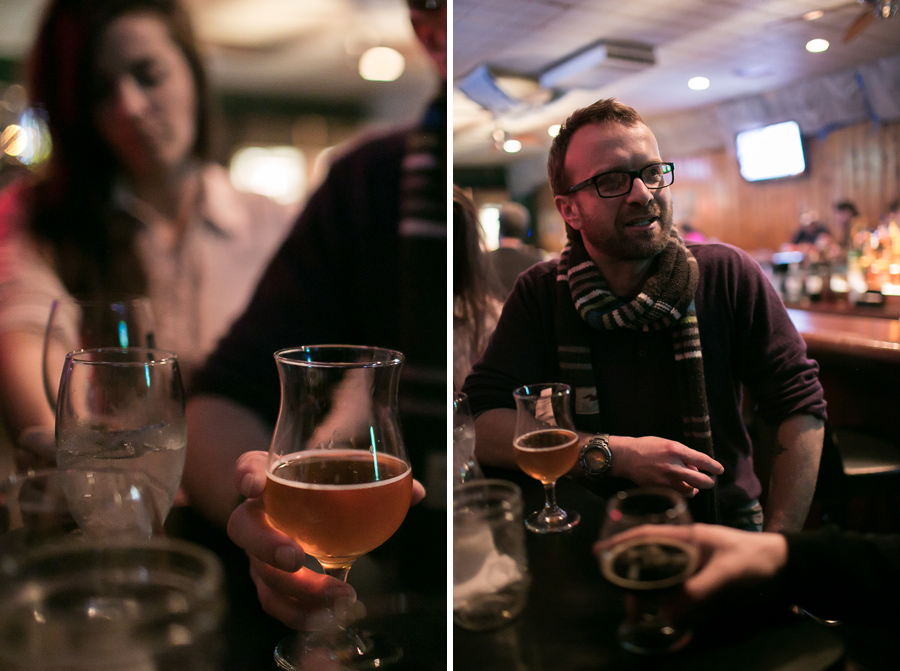 Fischman Liquors and Tavern - Chicago Lifestyle Photography