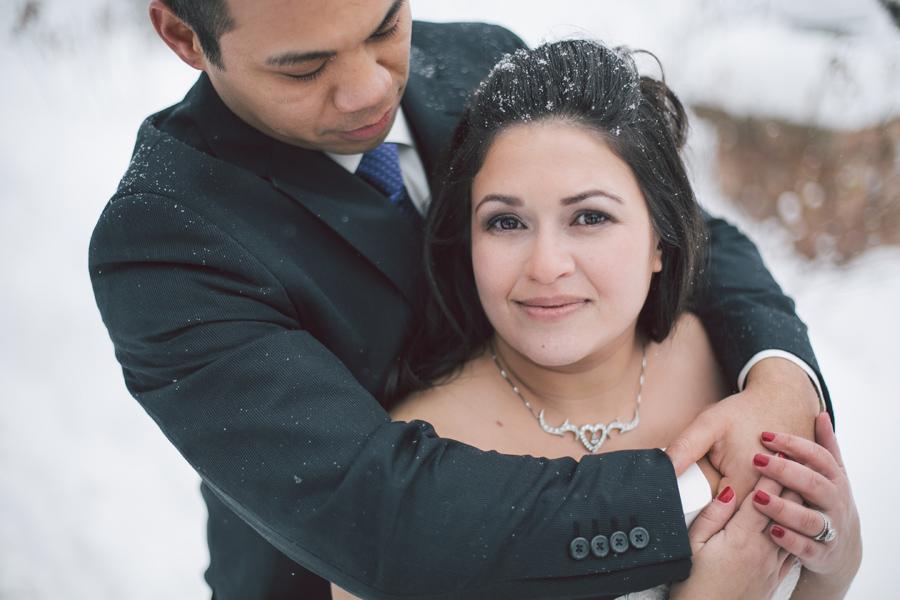 Winter Wedding Chicago