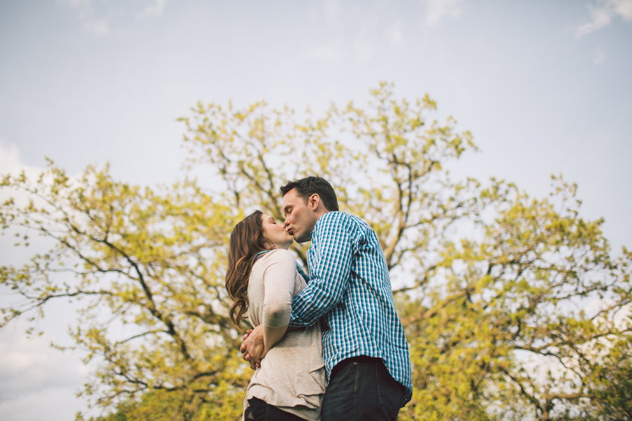 Engagement Photos Lincoln Park Chicago