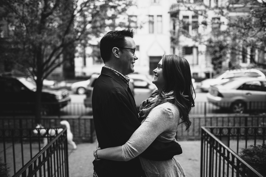 Engagement Photographer Old Town Chicago