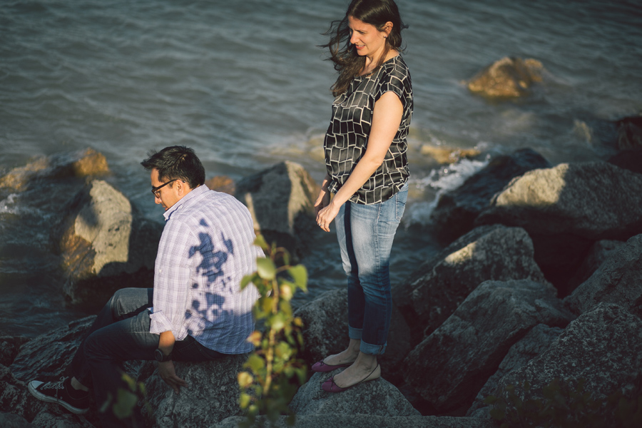 Documentary Style Engagement Photography