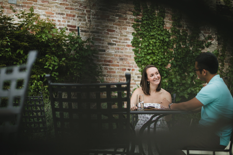 City Winery Chicago Engagement Photos
