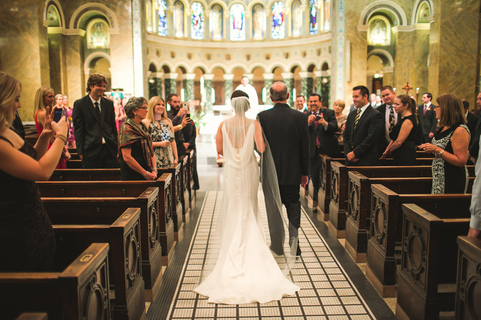 Chicago Wedding Photographers: Lincoln Park Chicago Wedding Photographer
