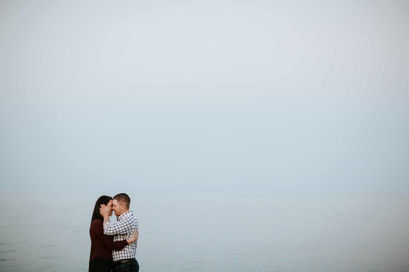 Chicago Intimate couple session
