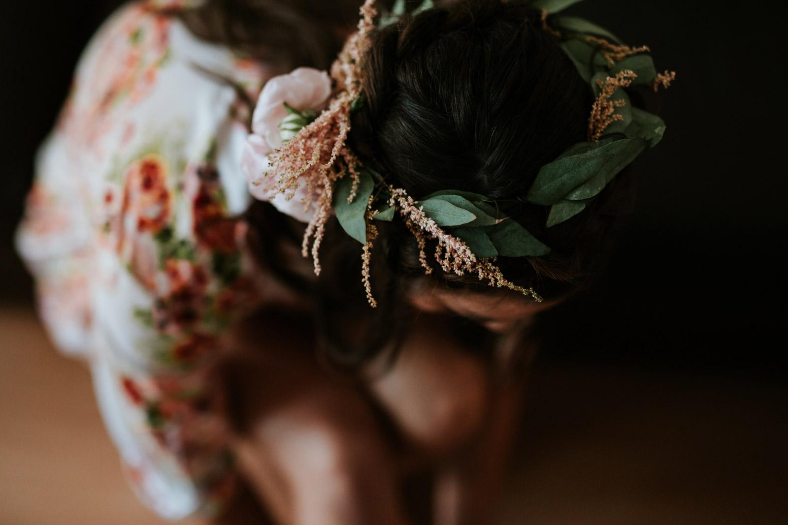 Boho California Bride - Wedding Photography