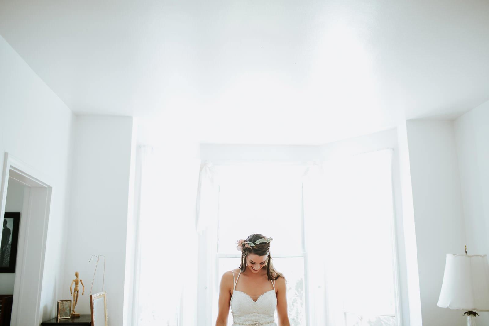 Boho California Bride Photos