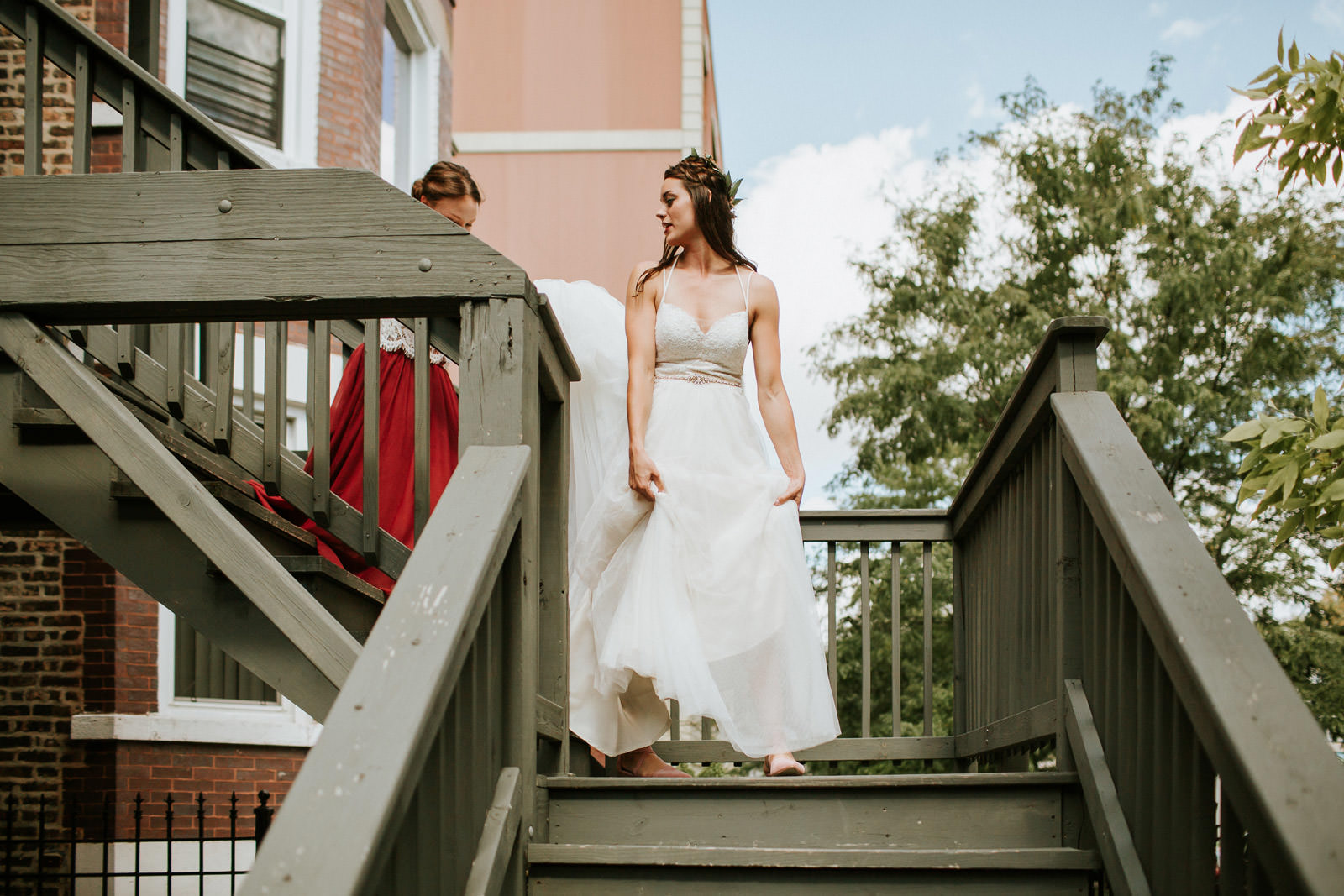 Logan Square Wedding Photographer