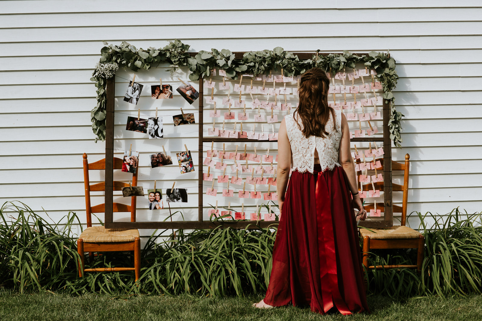 DYI Backyard Wedding Chicago