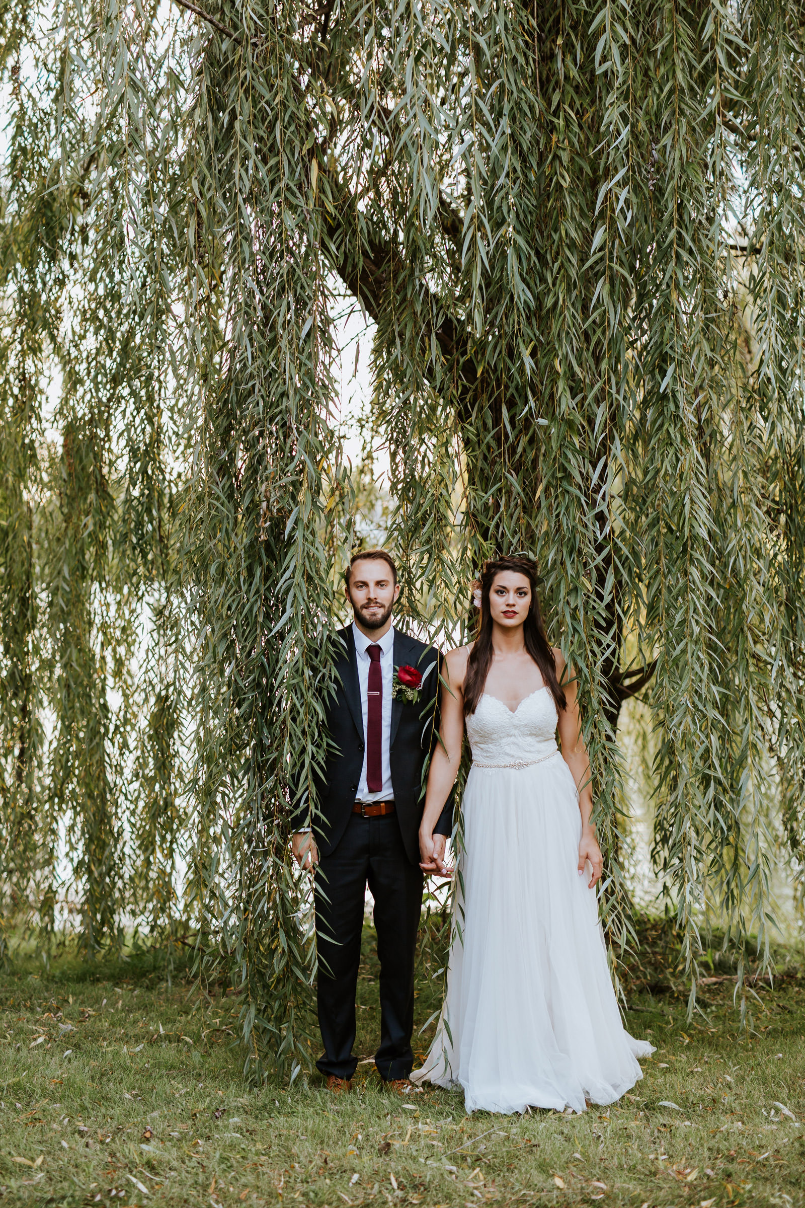 California bohemian wedding photography