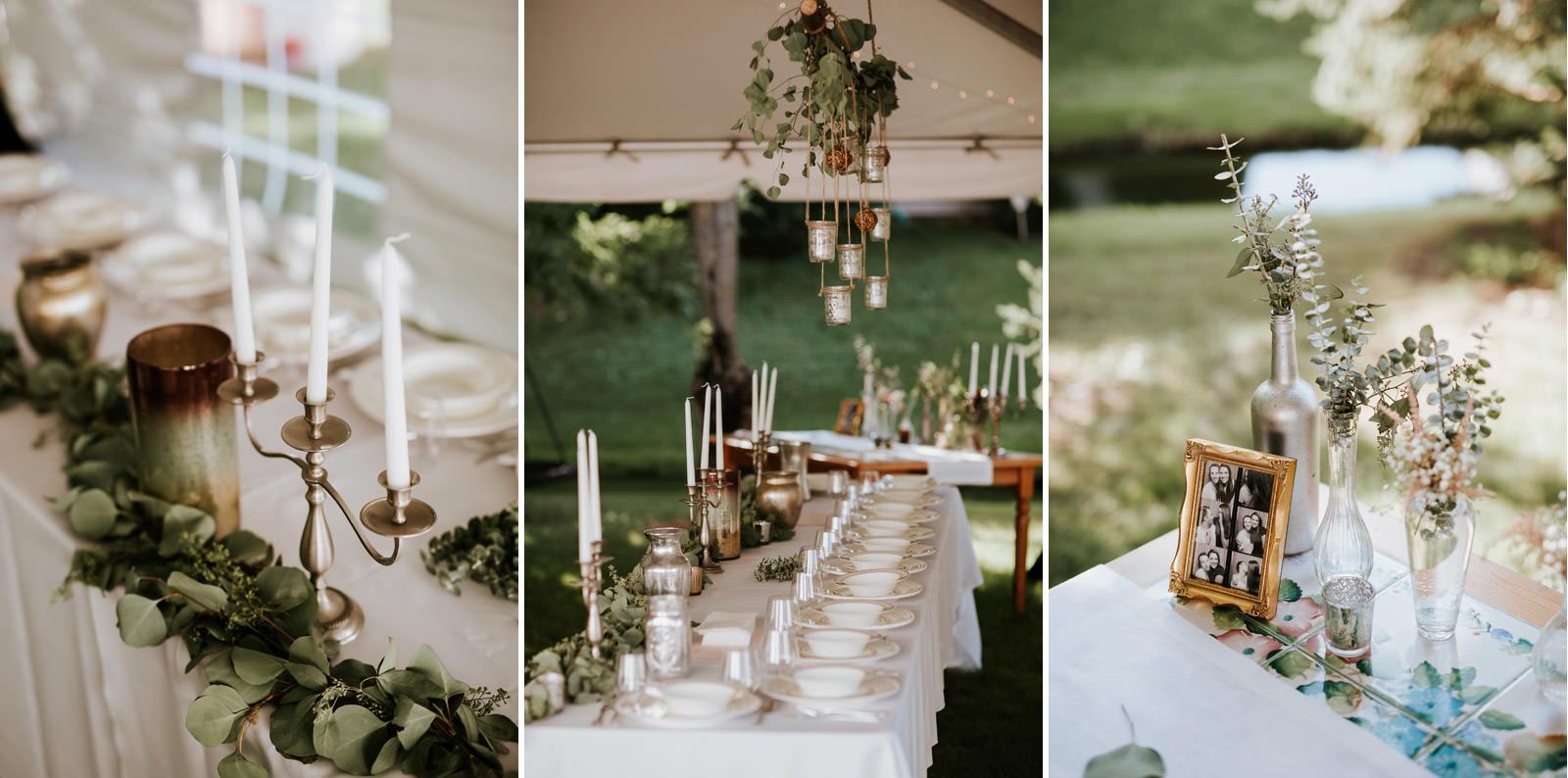 Garden Wedding Decoration Inspiration Pictures