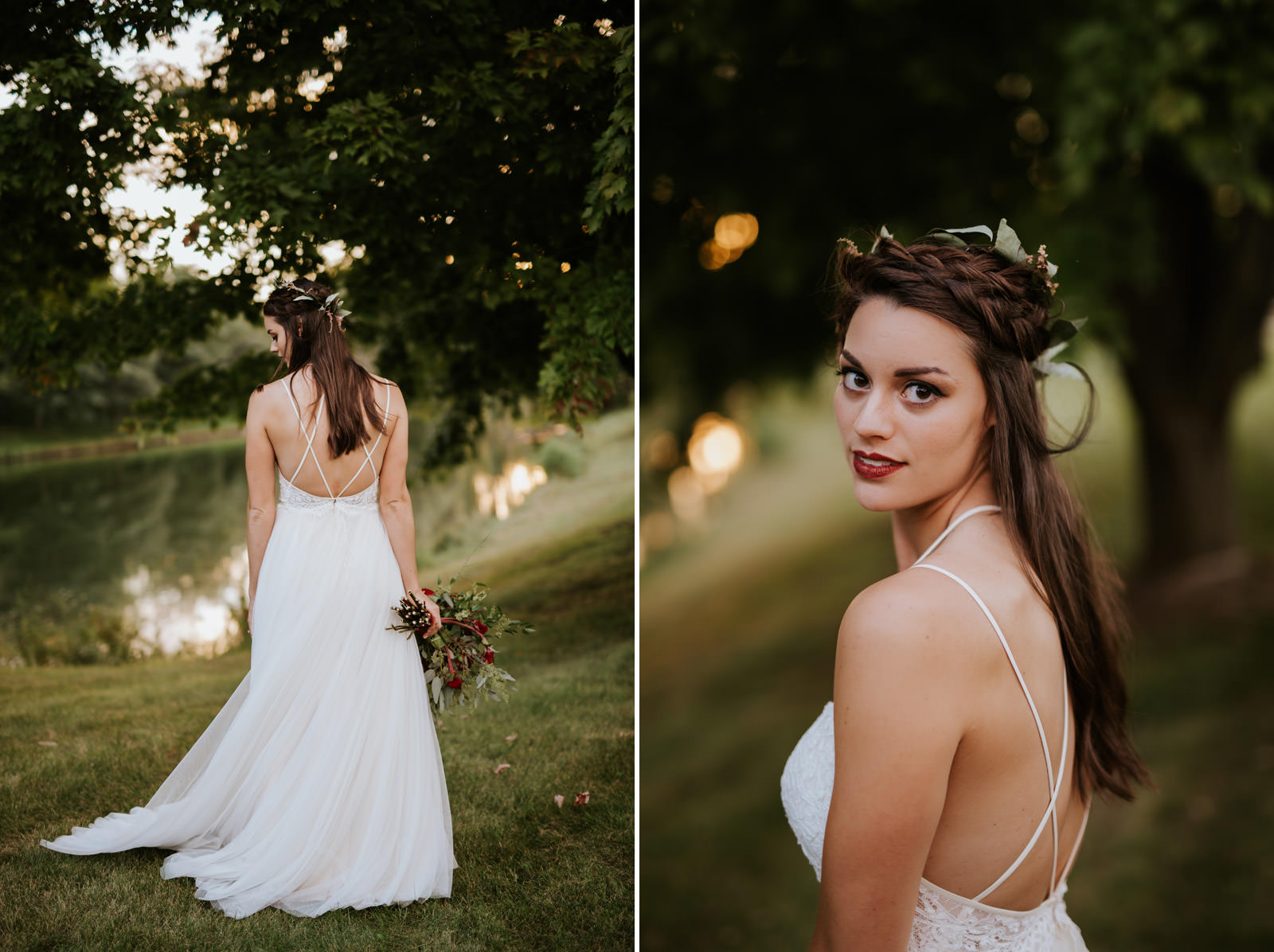 Boho Bride Photography Pictures Chicago