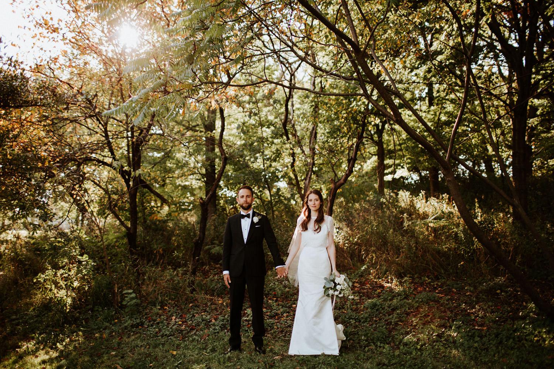 wedding photography at Columbus Park