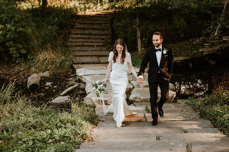 Columbus Park Refectory wedding