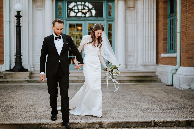 Columbus Park wedding
