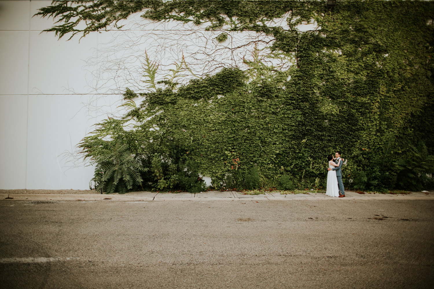 Goose Island wedding photographer Chicago