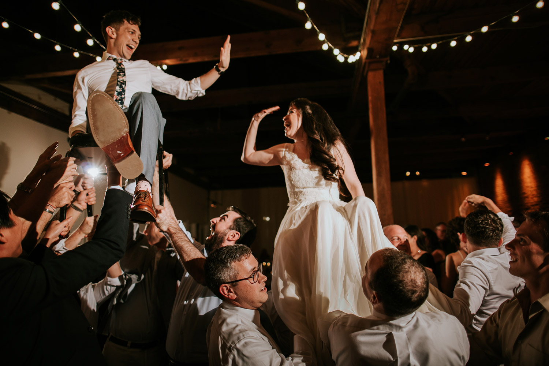 jewish wedding at gallery 1028