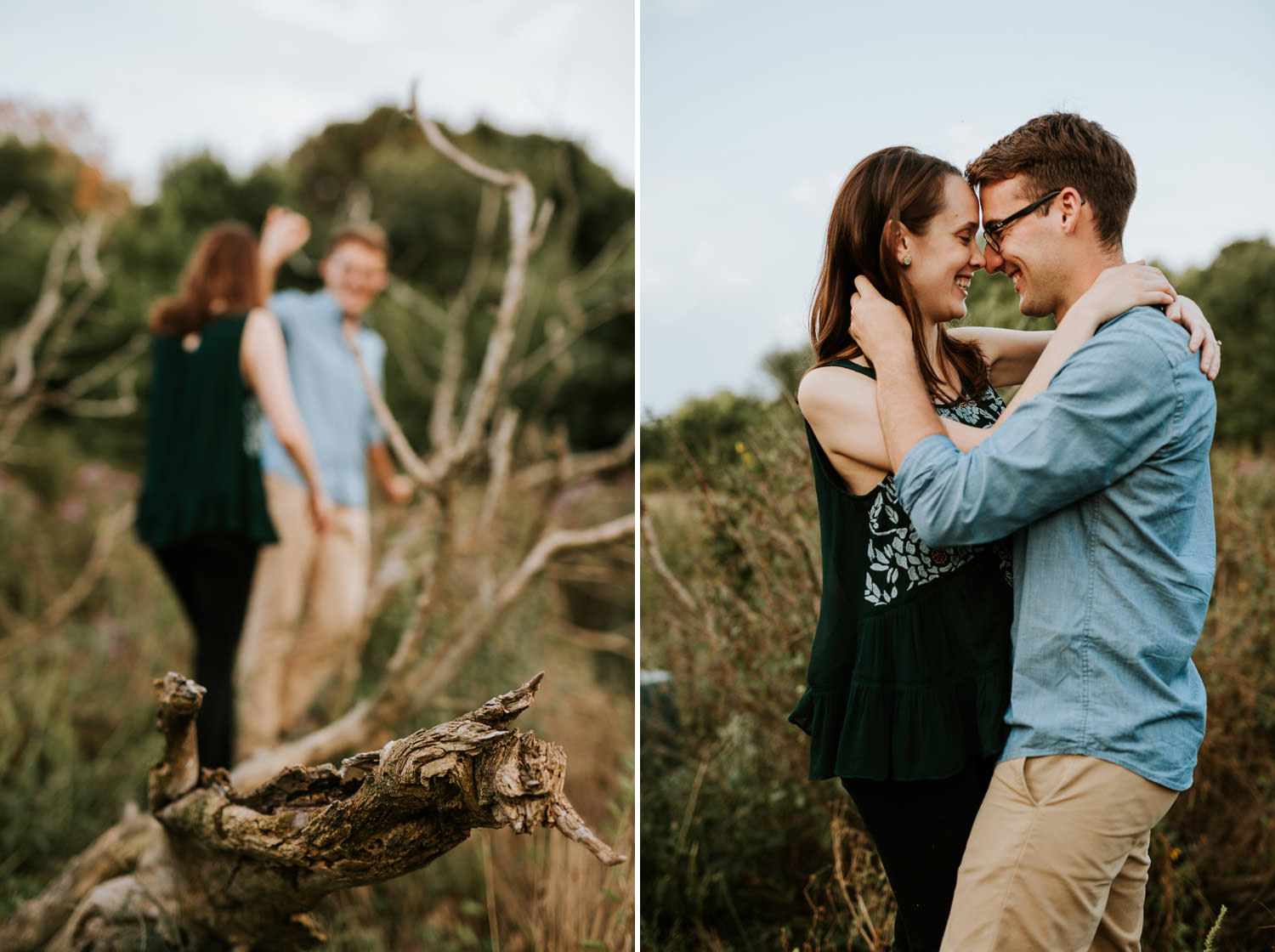 fine art engagement photographer