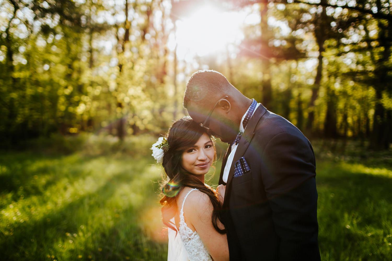 Fine art wedding photographer in Chicago