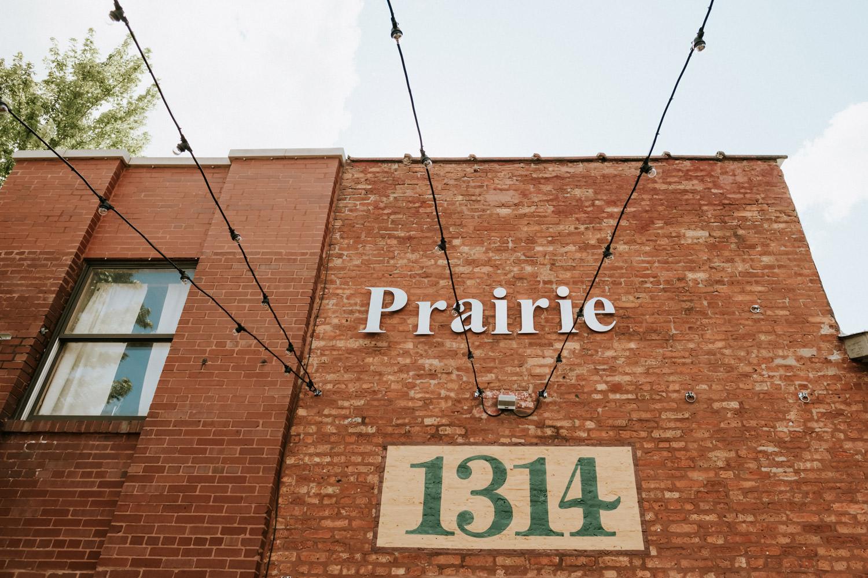 Prairie productions wedding