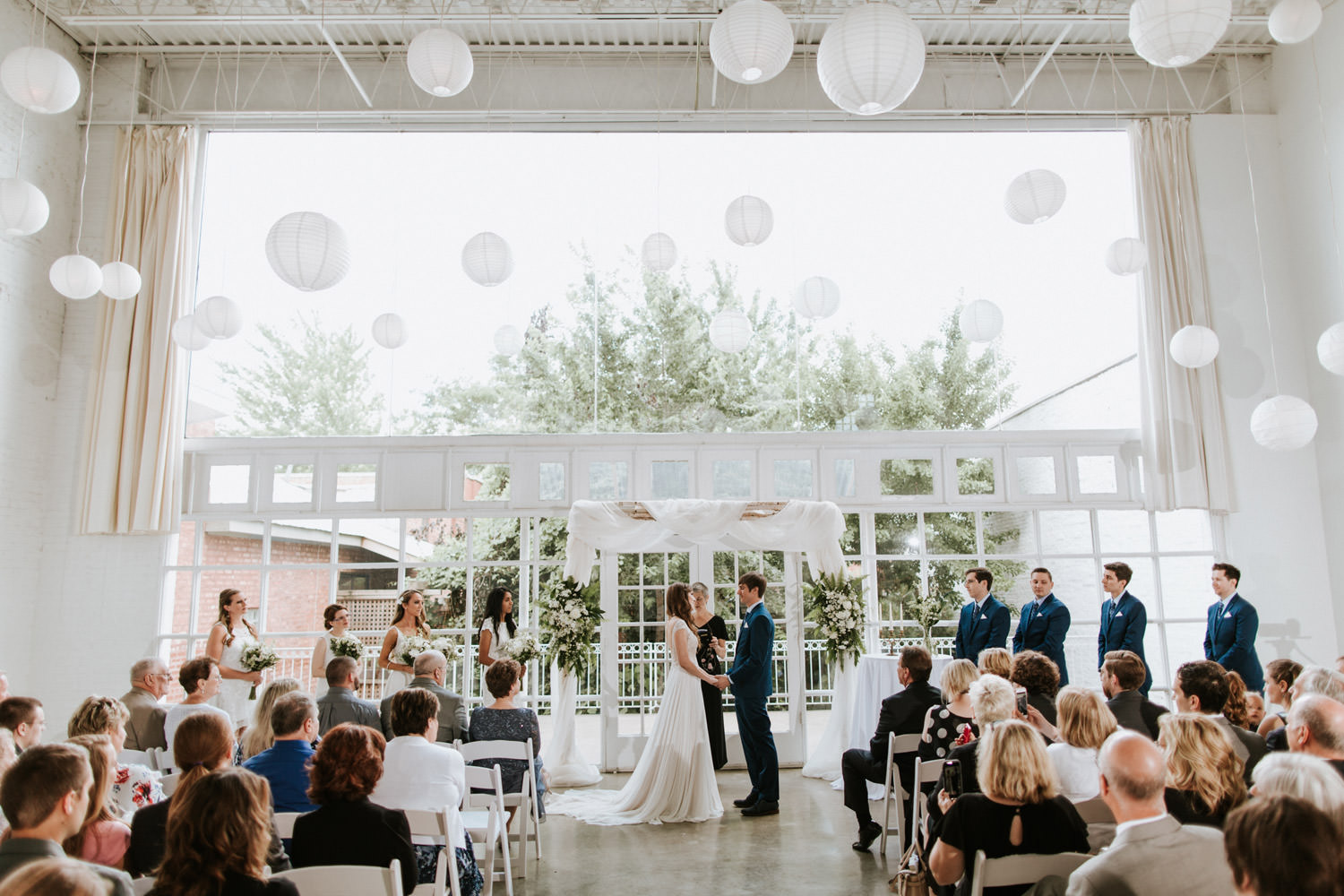 Prairie production wedding in June