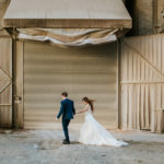 Prairie Production wedding. Fine art portrait taken by Mark Trela Photography