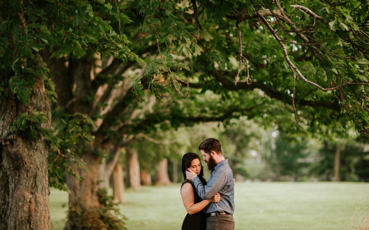 Chicago Engagement Photographer   St. James Farm