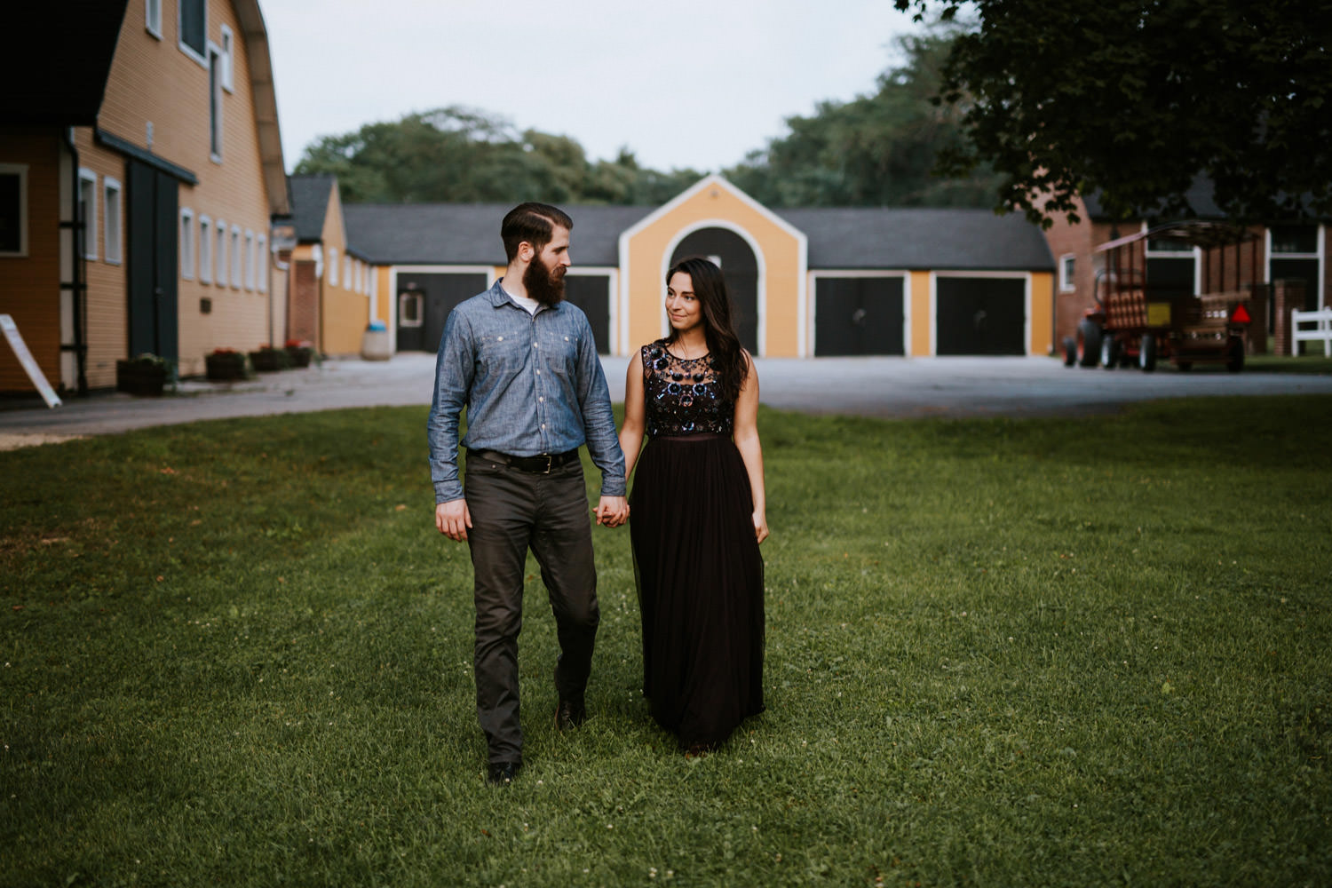 St. James farm wedding photographer
