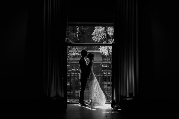 Chicago City Hall Wedding | Scott and Drew
