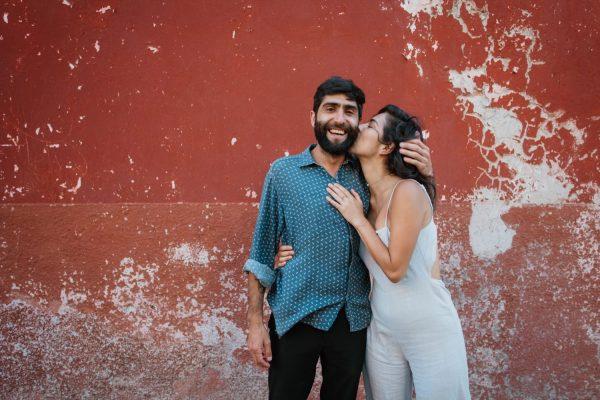 San Miguel de Allende Wedding Photographer | Anna + Luciano | Meaningful portrait shoot